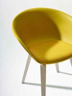 DUNA 02 Chair by Arper design Lievore Altherr Molina