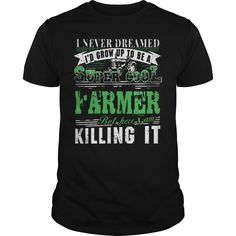 SUPPER COOL FARMER T SHIRTS - SUPPER COOL FARMER T SHIRTS (Farmer Tshirts)