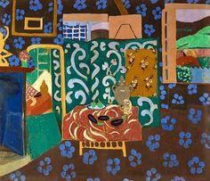 Henri Matisse / Still Life with Eggplants, 1911