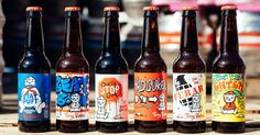 Tiny Rebel brewery is now an award winning company with its beers making waves across the globe.