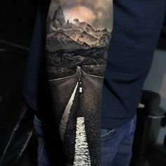 Tattoo artist Jacob Sheffield, color and black&grey portrait tattoo realism | USA
