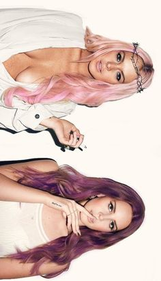 Hair-inspiration - colours