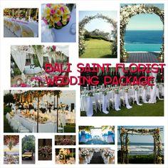 Bali saint florist & wedding decorations