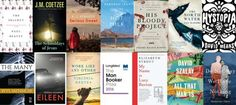 The Man Booker Prize 2016 Longlist & My Initial Thoughts by savidgereads. #hotreads