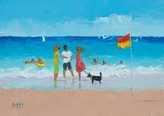 Image result for beach art for kids