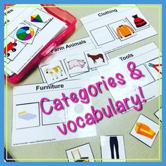 This is a great tool for building vocabulary. So versatile!