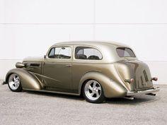 1937 Chevy Sedan