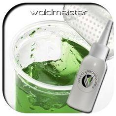Valeo Liquid bei e-Lunte, e-Zigaretten eLiquid Waldmeister mit 12mg/ml Nikotin. Abgabe ab 18 Jahren