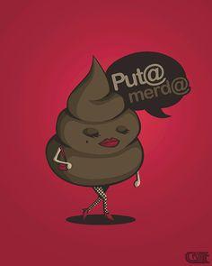 como seria uma put@ merda kkk o Pin mais curtido