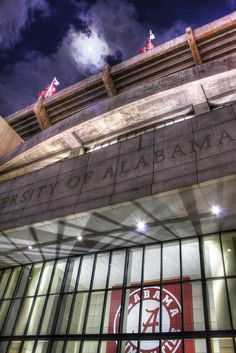 Coach Stallings said visiting the facilities at  Bryant - Denny Stadium is like going to an opera. Roll Tide! Check this out RollTideWarEagle.com Sports stories that inform and entertain plus FREE football rules tutorial. #Alabama