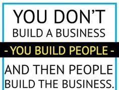 budowanie biznesu