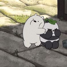ThreeTn - Cartoon Videos Kids For 2019 Cartoon Icons, Bear Cartoon, Cartoon Memes, Cartoons, Ice Bear We Bare Bears, We Bear, Bear Wallpaper, Disney Wallpaper, We Bare Bears Wallpapers