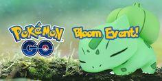 Pokémon GO Bloom Event!   Fev Games