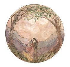 Mountain Lovers by Reine-Haru on DeviantArt