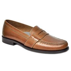 d5a3faf7f87 Cole Haan classic penny... The Douglas for men. Features a soft