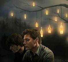 Supernatural // wonderful fan art
