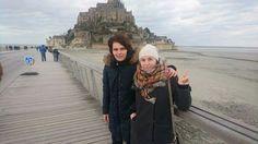 Mont Saint Michel/France