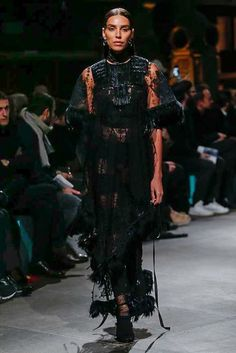 awesome Givenchy - Fall 2017 Menswear... Haute couture Check more at http://pinfashion.top/pin/75934/