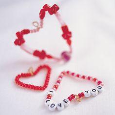 valentine hearts crafts DIY gifts