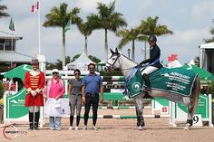 Congratulations to #teamessexrider Erynn Ballard and Easy the champions of the $20000 Adequan Young Jumper Seven Year Old Final Last yesterday! @adequan_equine_supplement @esp_wef