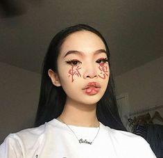 Kreatives Make-up – … – Gif