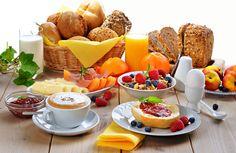 Como montar uma cesta de café da manhã - Índice Feminino