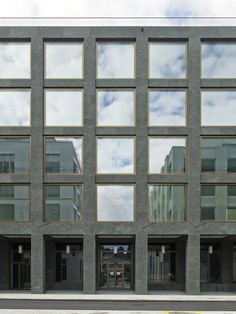 Gallery - Richtiring Office Building / Max Dudler - 5