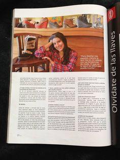 Reportaje Revista TELL / 30 de Octubre 2013.