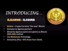 How to join ilgamos - ilcoin
