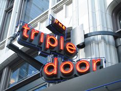 The Triple Door, Seattle, Washington. World-Class entertainment paired with food and wine from Wild Ginger.