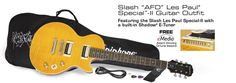 """Epiphone Slash """"AFD"""" Les Paul Special-II Outfit AA"""