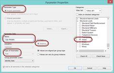Revit em Portugal: Criar parâmetro para organização do Navegador de Projeto – Project Browser
