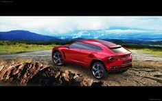 Lamborghini Urus. Vulgar? Yes.  Do I want one? Yes.