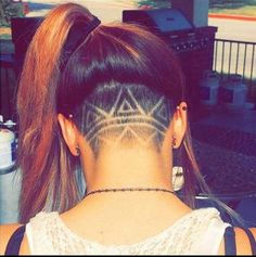 Cool abstract undercut