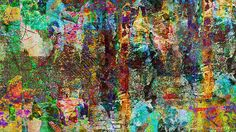 Urban Jungle. Original Digital Art