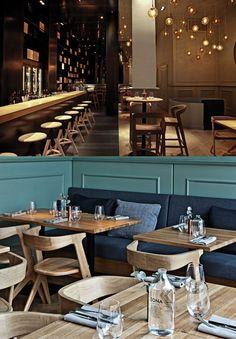 ZONA, Bar & restaurant - Budapest, Hungary