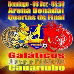 JE&M Sports: GALÁTICOS vs CANARINHO,VALENDO O ACESSO AO SUMAREZ...