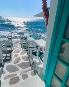 Mykonos Hotels, Mykonos Greece, Santorini, Beautiful Places To Travel, Wonderful Places, Vacation Places, Vacation Trips, Places Around The World, Travel Around The World