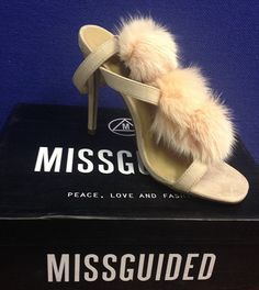 Fur from cats has been used illegally on shoes sold in Britain by the popular youth fashion brand Missguided (pictured above)