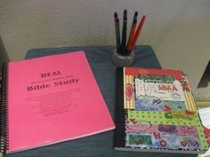 Awesome Bible study method/plan to use with homeschooling!