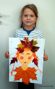 Autumn Leaves Craft, Autumn Crafts, Autumn Art, Nature Crafts, Christmas Crafts To Sell, Easy Halloween Crafts, Fall Crafts For Toddlers, Classroom Art Projects, Leaf Crafts