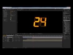 24 Intro - After Effects Tutorial - YouTube