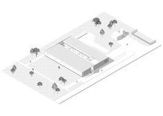 Image 25 of 31 from gallery of DANA Restaurant / Arquitetura Nacional. Isometric
