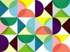 overlay pattern - quilt idea