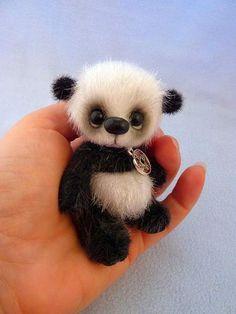 Panda Aiko By HappyTeddy Aleksandra J. - Bear Pile