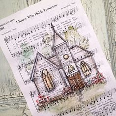New painting ideas on canvas quotes sheet music Ideas - Canvas Painting Hymn Art, Scripture Art, Bible Art, Book Art, Sheet Music Crafts, Sheet Music Art, Music Paper, Music Sheets, Canvas Quotes