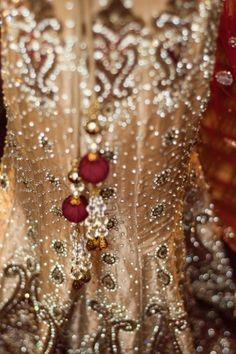 """India wedding inspiration - want jewelly sparkly things around the Chennai apartment. Also want wedding vow renew someday so I can have a """"re-do"""" and wear something like this!"""