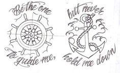 #tattoo #art #anchor