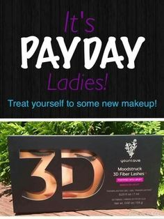 You have to get this 3D+ Mascara. It's absolutely AMAZING!!!! Order by clicking on the picture. VampYourLashes.com