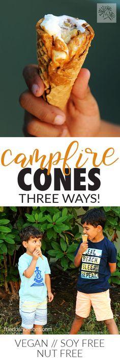 Campfire Cones are s